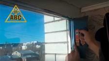 Тонировка окон ПВХ без снятия штапиков в Саратове