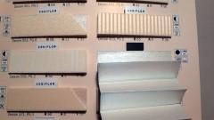 Плиссе со светоотражающим покрытием PSP-073
