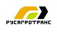 Печать логотипа компании Русагротранс>