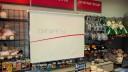 АЗС Тореко - установка рулонных штор с электроприводом SOMFY и фотопечатью Саратов-Энгельс