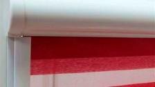 Зебра кассетные шторы день-ночь