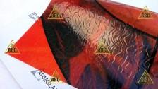 ARM (HEG 026) Golden Fish (Витраж 1) - Нанесение пленки в Саратове