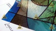 ARM (HEG 027) Bio pattern (Витраж 2) - Нанесение пленки в Саратове