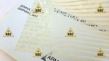 ARM (INT 100-05) Stripes (Полоски) - Нанесение пленки в Саратове