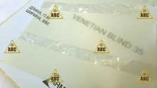 ARM 01599 Venetian Blind F35M10 (Полоски)