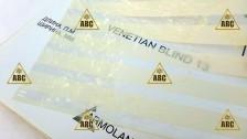 ARM VENETIAN BLIND 13 - Нанесение пленки в Саратове
