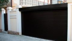 Роллетные ворота с электроприводами SOMFY (Франция)