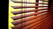 Горизонтальные деревянные жалюзи-25мм в Саратове