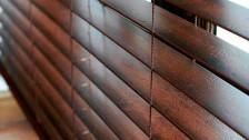 Фотографии деревянных горизонтальных жалюзи>